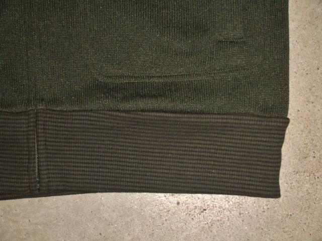 NORULE Stand collar khaki5