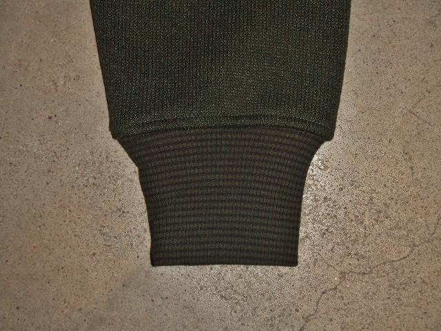 NORULE Stand collar khaki6