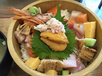 海鮮寿司2