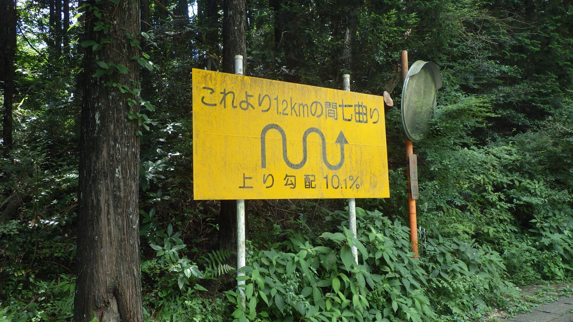 旧東海道七曲り