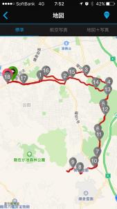 20160814鎌倉トレイル結果