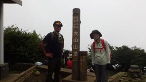 20160812大山山頂