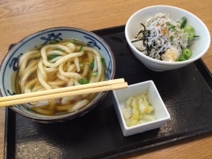 2016道マラ朝飯