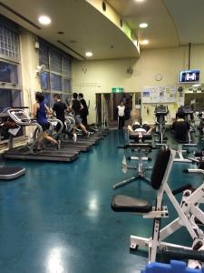 トレーニングルーム2