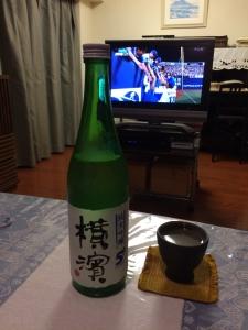 ベイスターズ日本酒