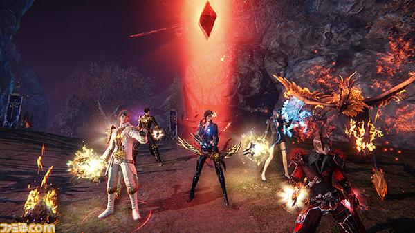 魔石争奪戦のイメージ