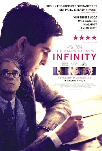 Man Who Knew Infinity Poster
