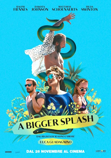 Bigger Splash Poster