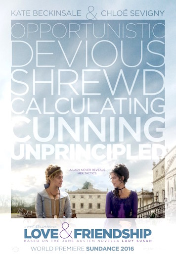 Love Friendship Poster