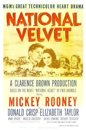 National Velv et Poster