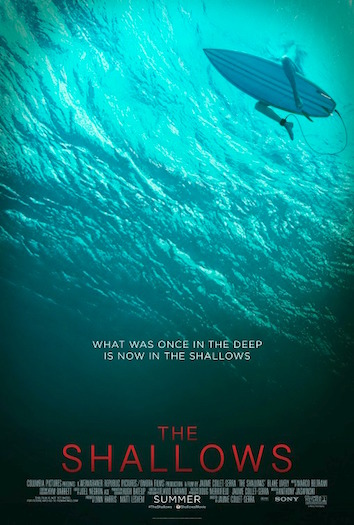 Shallows Poster