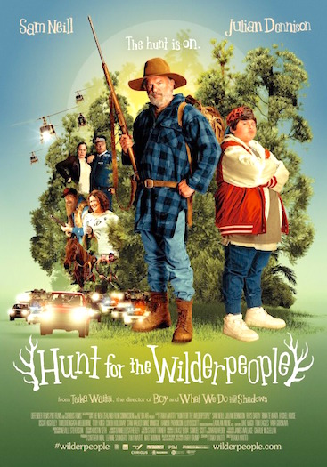 Hunt for Wilderpeople Poster