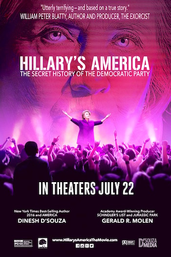 Hilary Poster