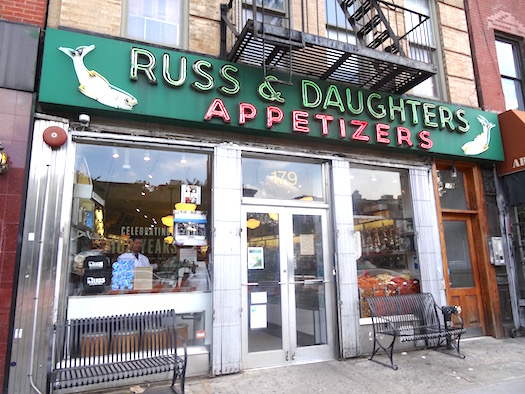 Russ Daughters