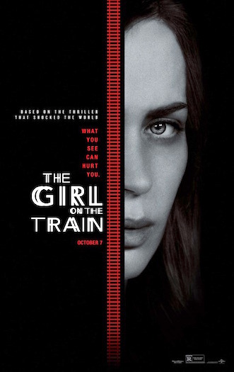 Girl on Train Poster