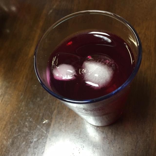 0608赤紫蘇ジュース