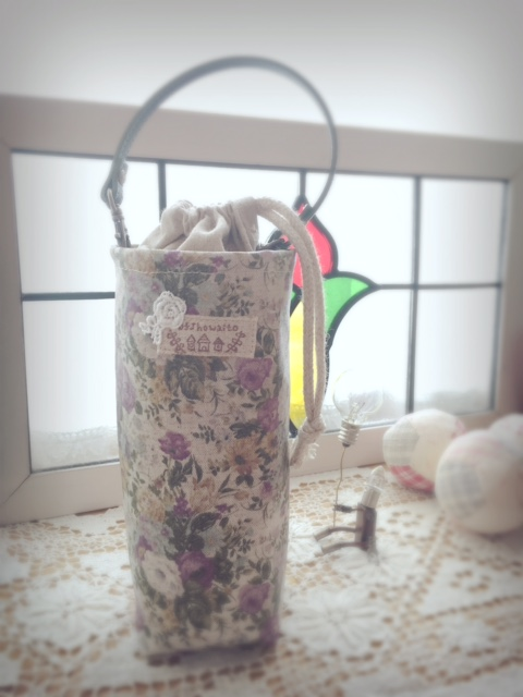 2016.8.10ラミネートペットボトルホルダー③