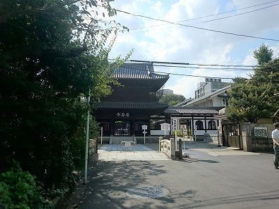 高輪泉岳寺04