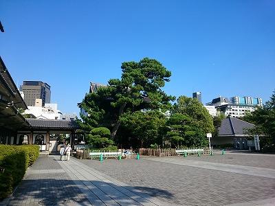 高輪泉岳寺10