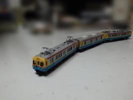 東急デヤ7200系が完成しました。