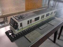 長堀鶴見緑地線70系です。