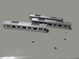 此度のJNMAに参考出品する車両の製作を急いでいます。