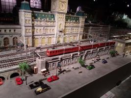 原鉄道模型博物館に行きました。