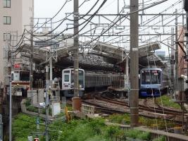 更に西武と横浜高速交通が入ってきました。