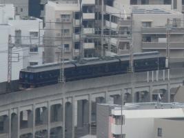 阿部野橋-吉野間を走るあの青い列車です。