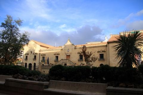 1945 Antiguo Convento de Capuchinos