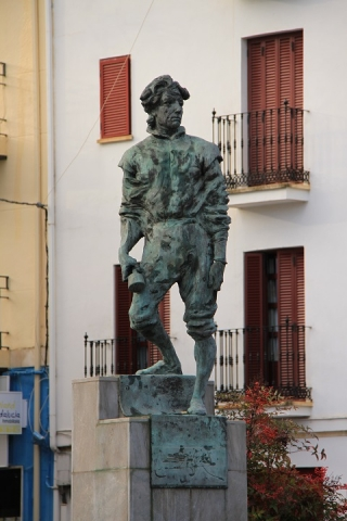 1959 Monumento a Pablo de Rojas