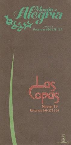 1980 bar Las Copas