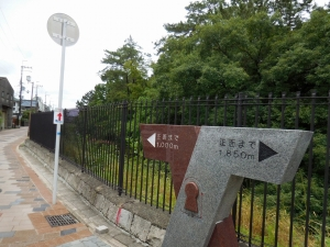 20160605_16仁徳天皇陵参道