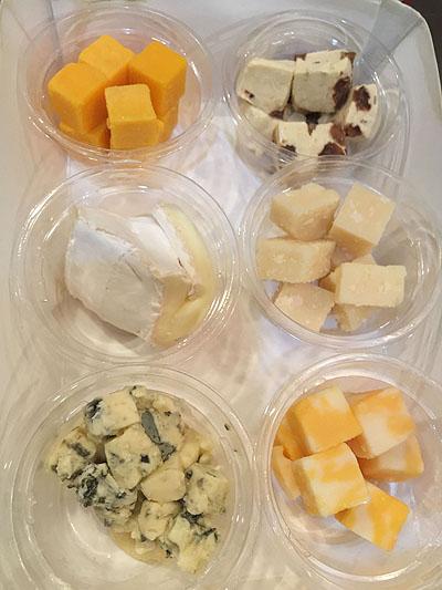 いろいろチーズ