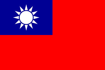 国民政府が使用した中華民国の国旗