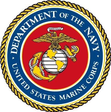 アメリカ海兵隊紋章