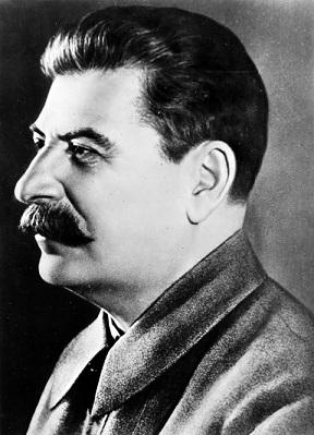中国共産党へ指令を行ったヨシフ・スターリンソビエト連邦共産党中央委員会書記長