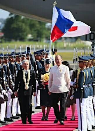 両陛下 フィリピン 3