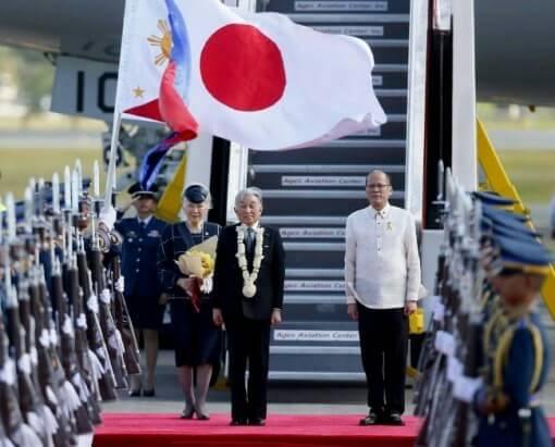 両陛下 フィリピン 2