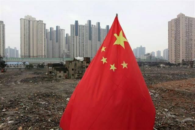 中国 崩壊