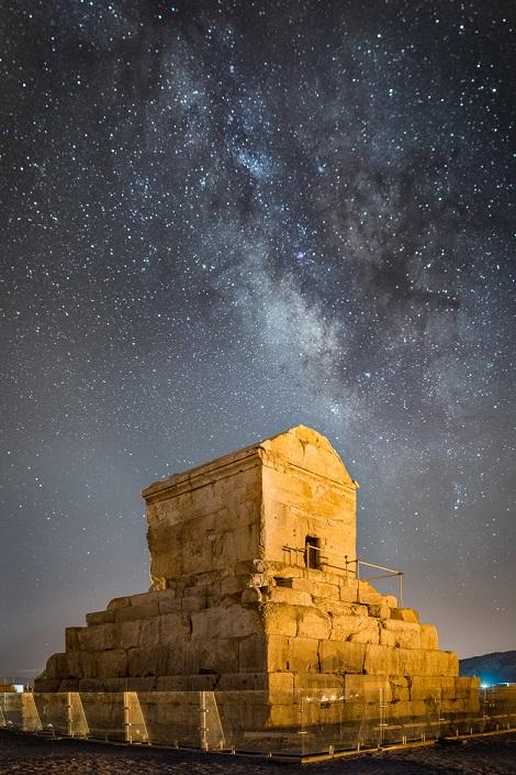 キュロス2世の墓