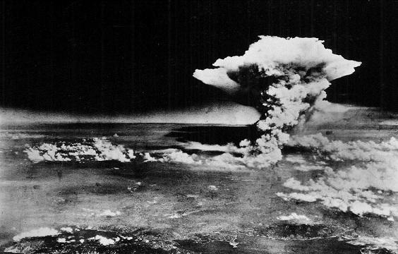 広島 原爆 雲