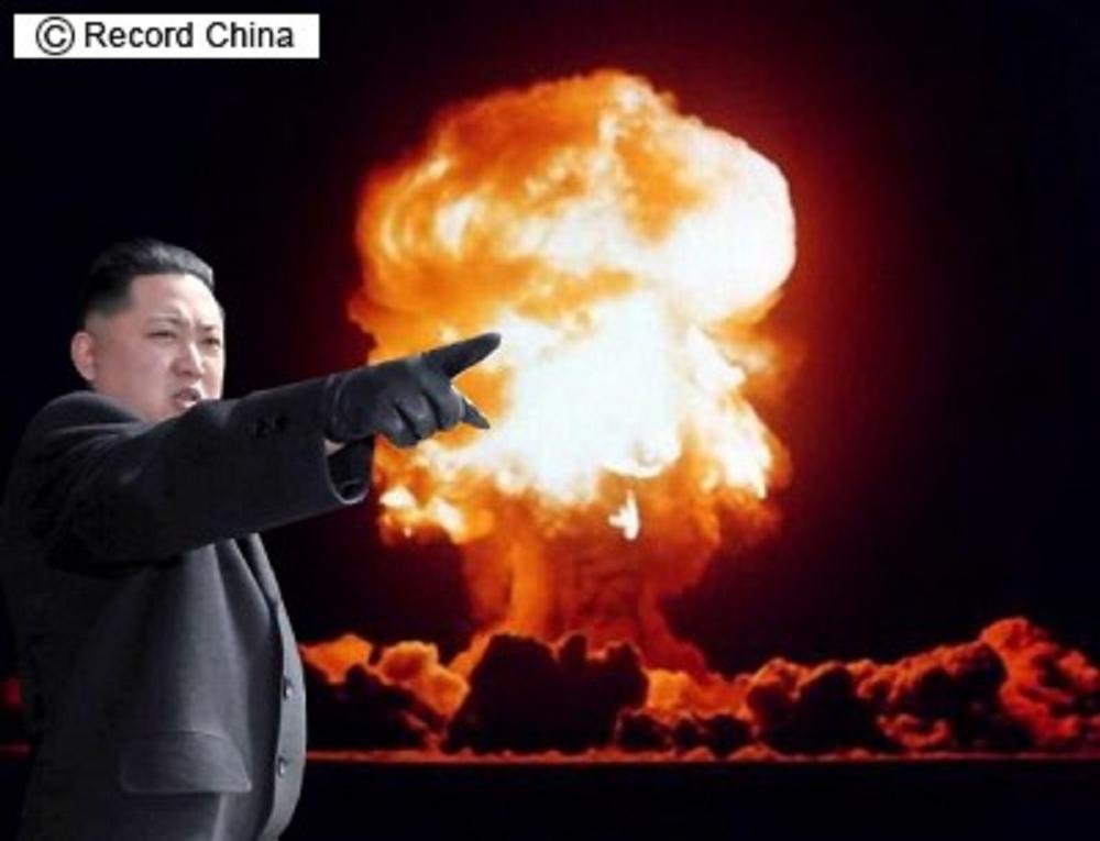 北朝鮮 核