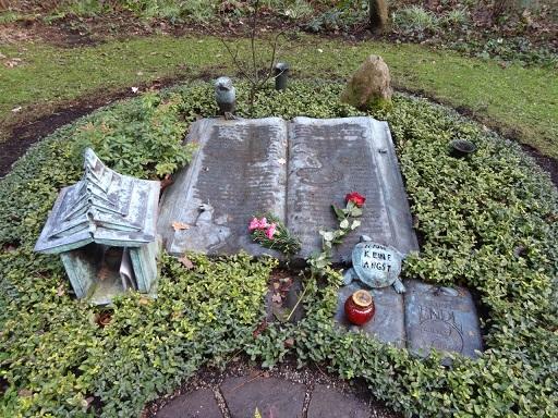 エンデ お墓
