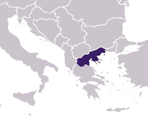 ギリシャにおける現代のマケドニア
