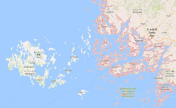 オーランド諸島 2