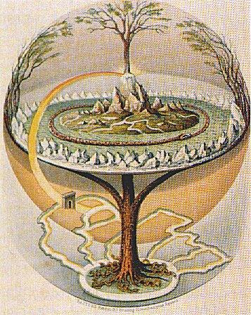 世界樹ユグドラシル