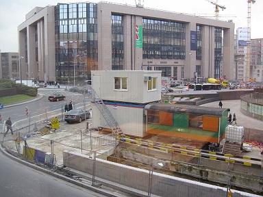 欧州連合理事会本部(ベルギー ブリュッセル)
