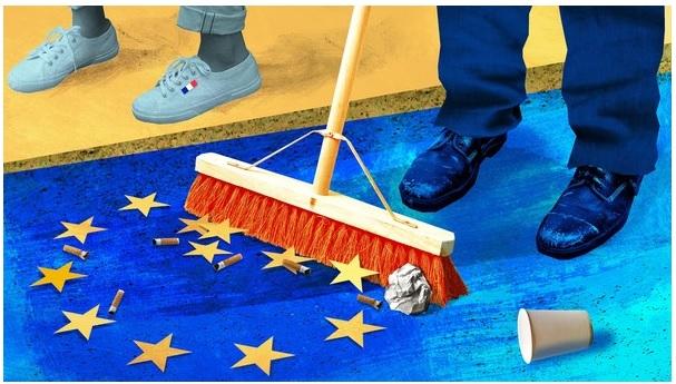 EU 崩壊