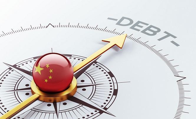 中国 支那 債務